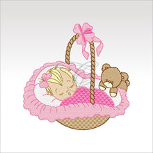 Sleeping Babies - 10 Designs 4 X Inch (10 Cm) Baby