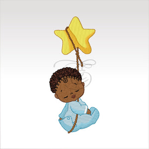 Baby Boys -10 Designs - 4 X Inch (10 10 Cm) Hoop Plus Variations Boy 5 7 Babies