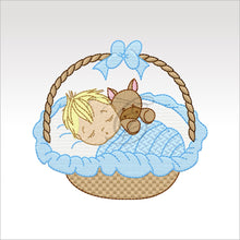 Sleeping Babies - 10 Designs 4 X Inch (10 Cm) Baby 2