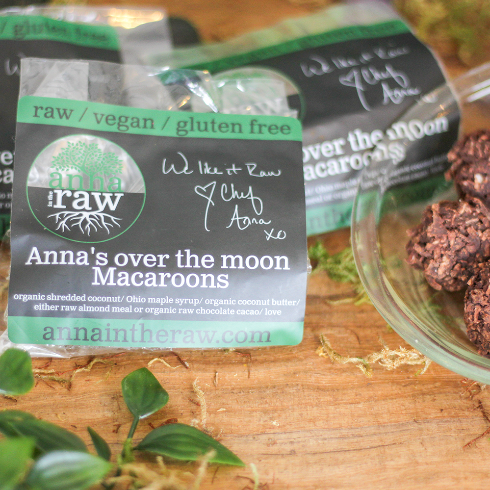 Anna's Over the Moon Macaroons