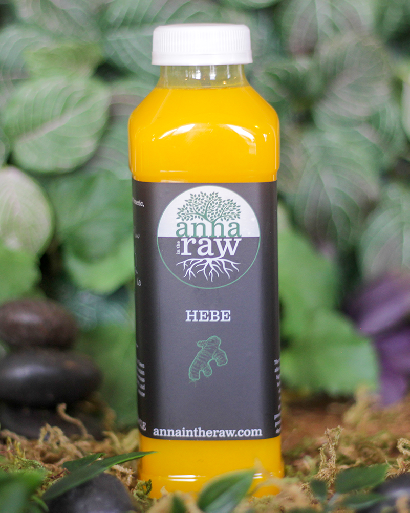 organic raw juice in cleveland