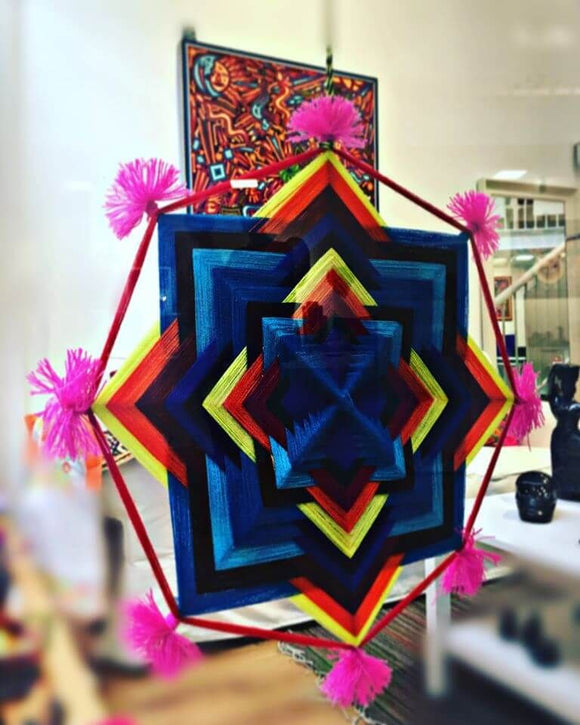 Ojo de Dios / The eye of God