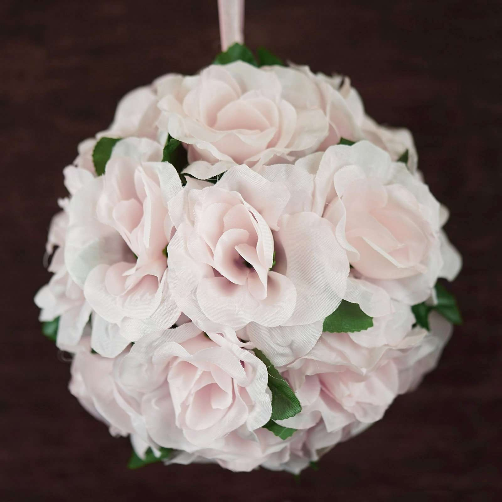 4 pack 7 blush silk rose pomander kissing flower balls wedding 4 pack 7 blush silk rose pomander kissing flower balls wedding centerpieces decoration mightylinksfo