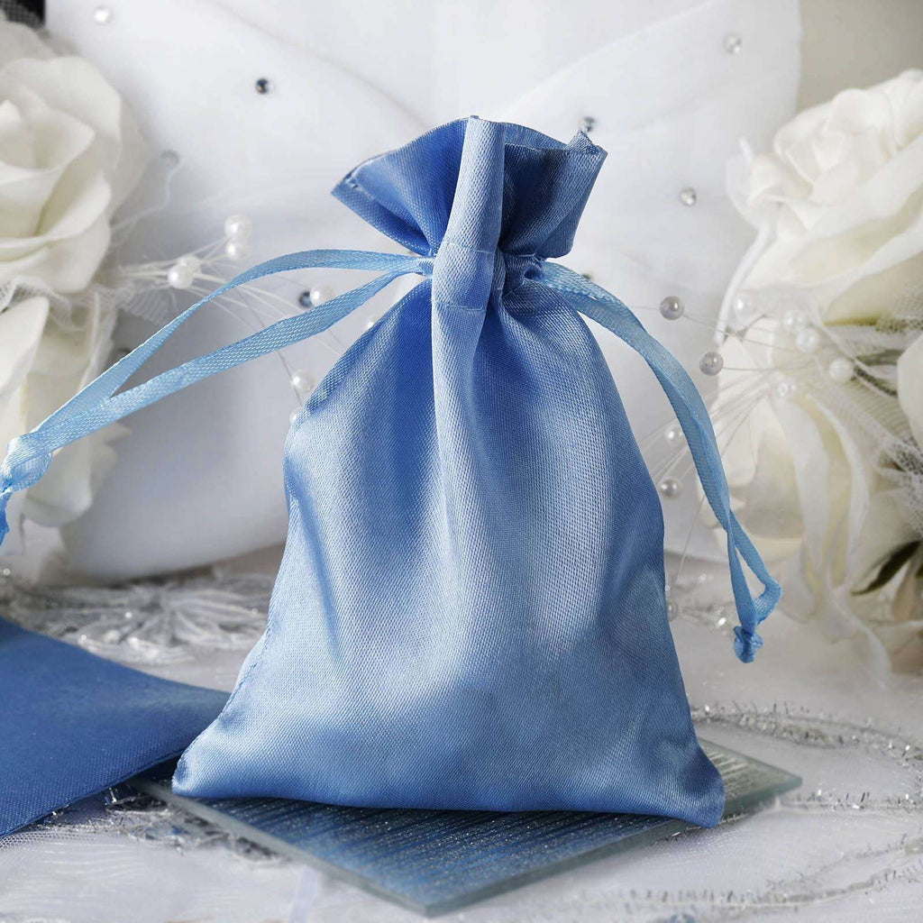 "4 x 6"" Serenity Satin Bags"