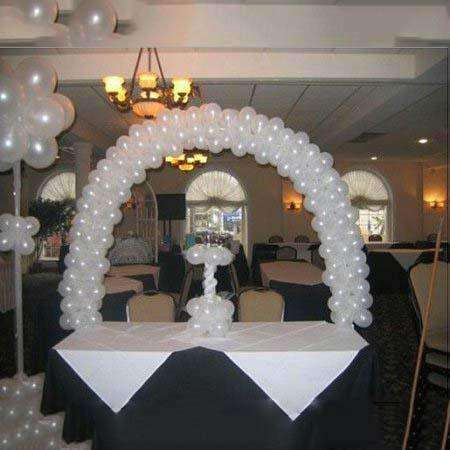 12ft Heavy Duty Adjustable Balloon Arch Stand Kit DIY Birthday Party Decoration