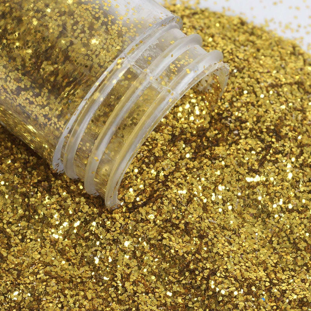 Extra Fine Glitter Wholesale - Gold