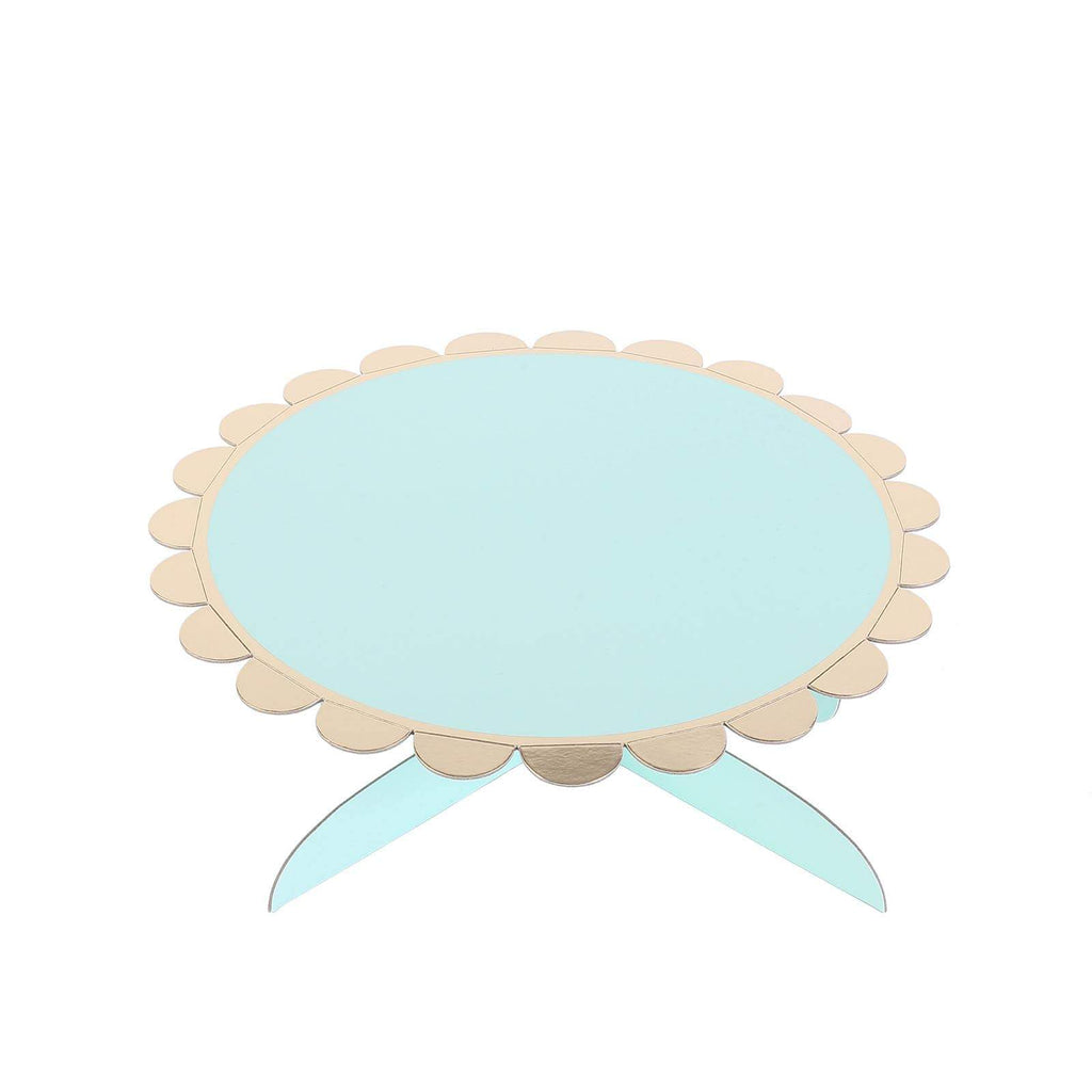 "1 Tier | 13"" Dia. Cardboard Cake Stand 