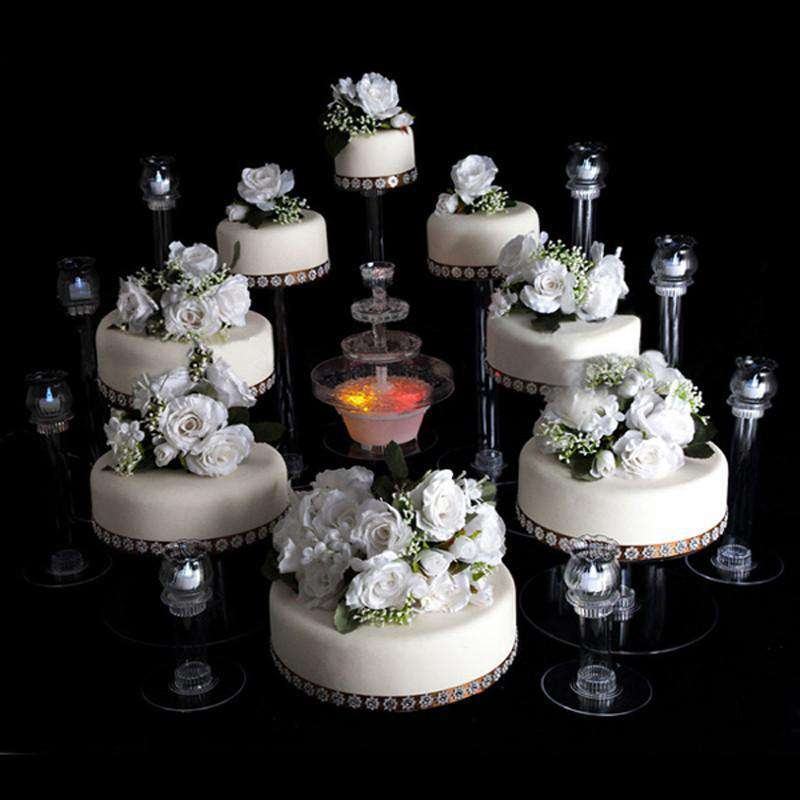 Lovely 7 Tier Cake Stand