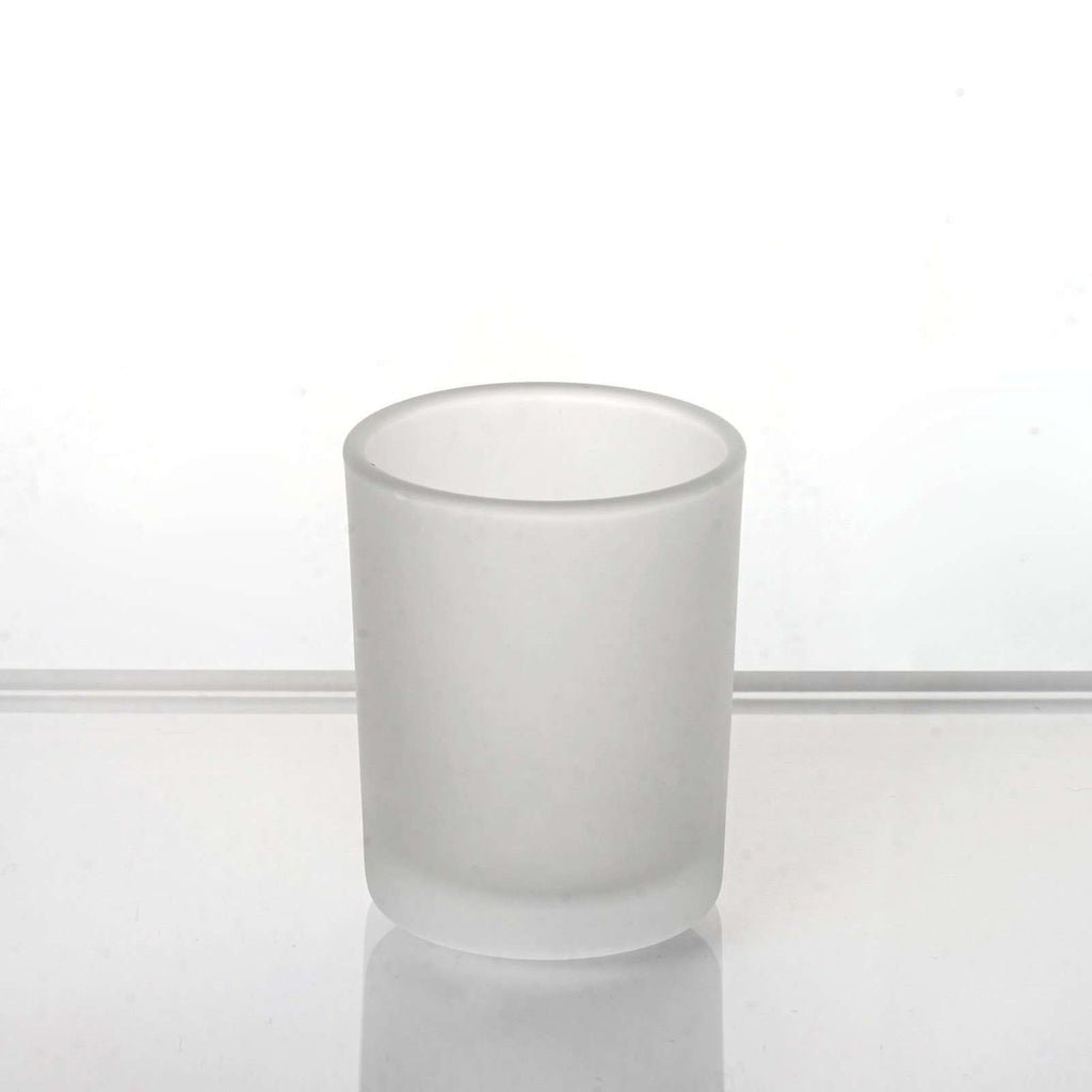 Frosted Votive Holders-12/pk