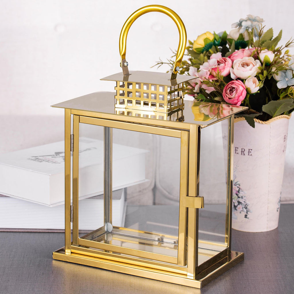 "10"" Gold 