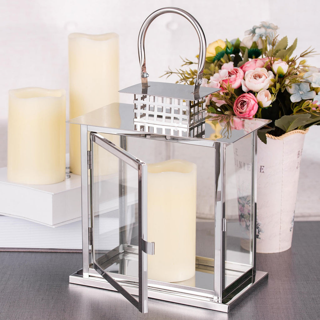 "10"" Silver 