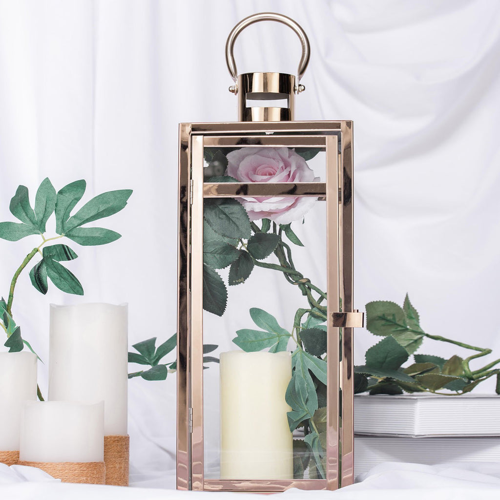 "17"" Rose Gold 