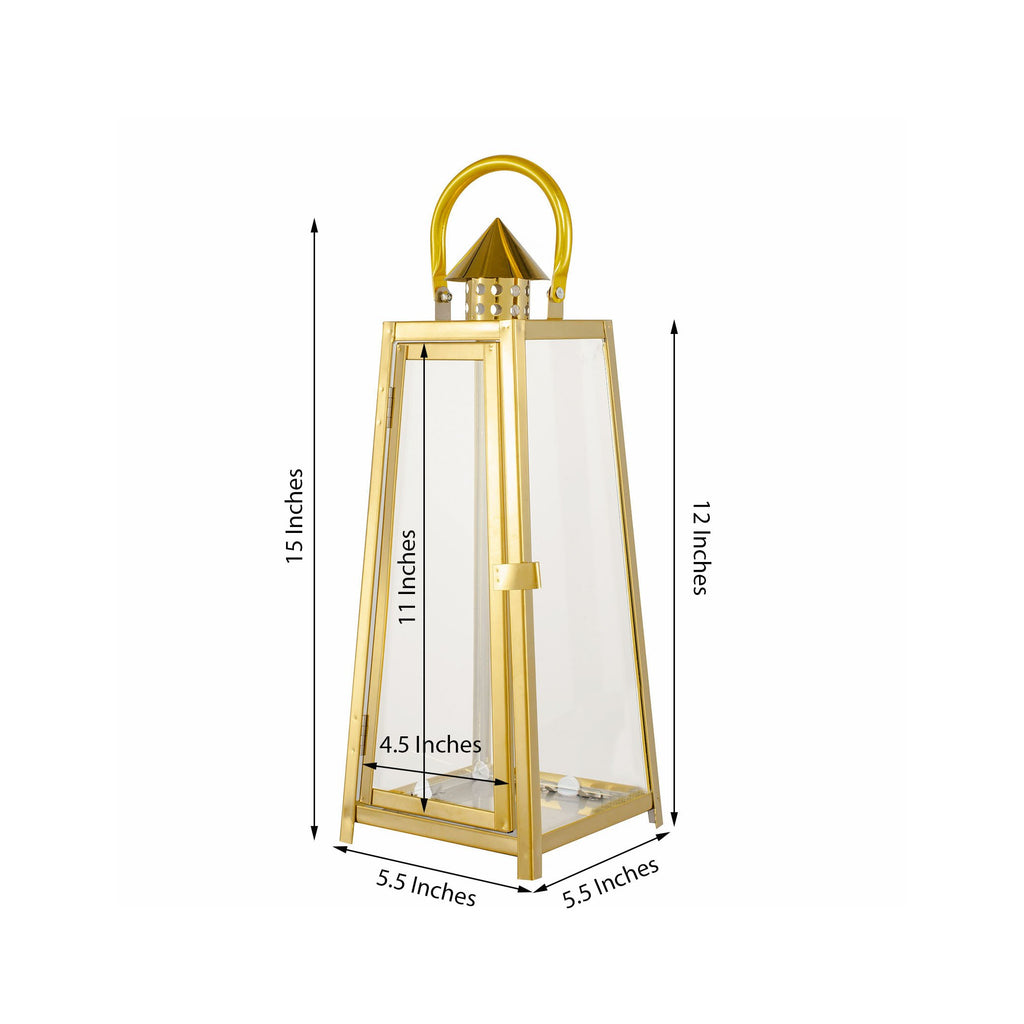 "15"" Gold 