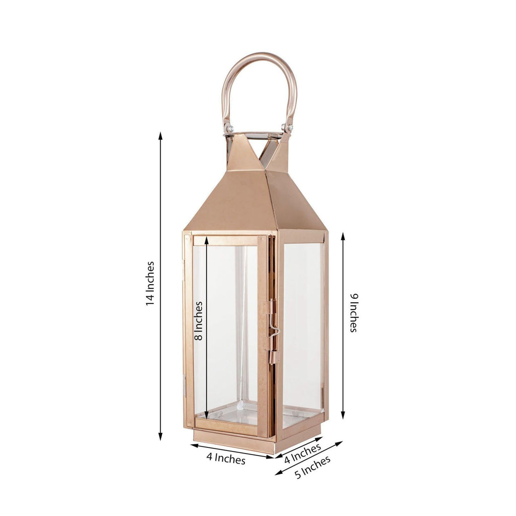 "14"" Rose Gold 