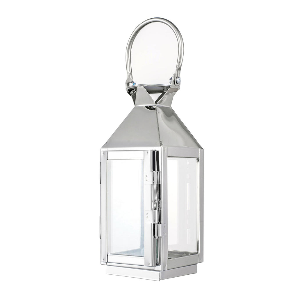 "8"" Silver 