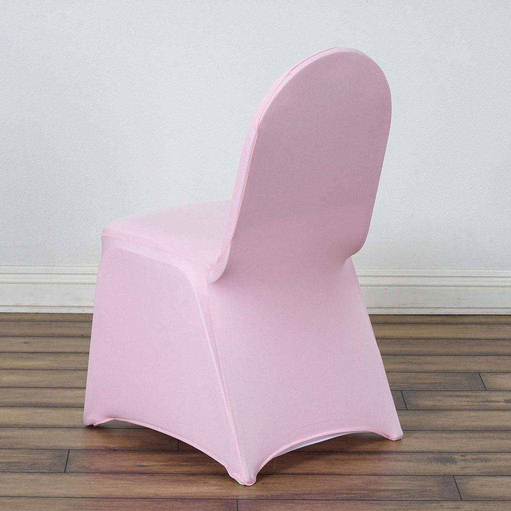 Chair Covers / Spandex - Pink