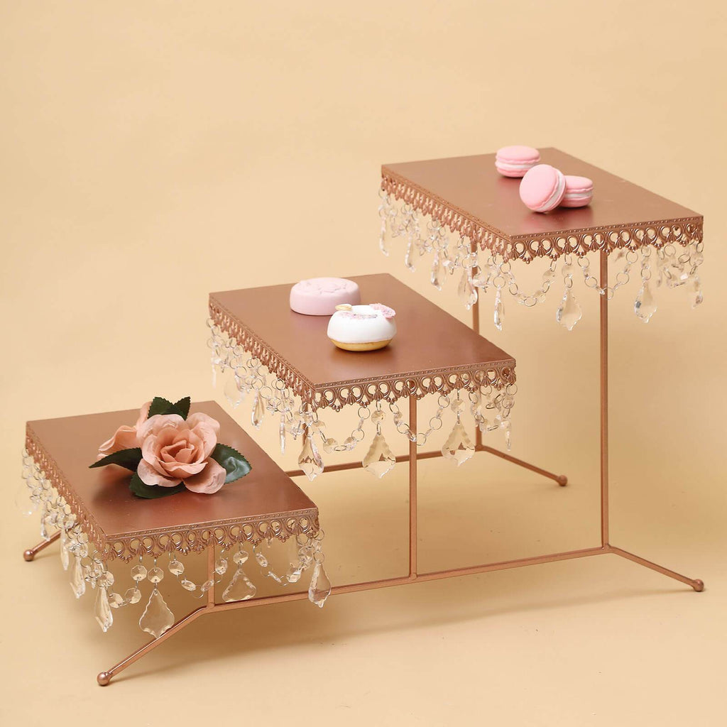 3 Tiered Cupcake Stand, Cupcake Holder, Display Stand