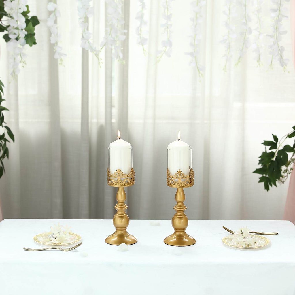 "Set of 2 | 12"" Tall 