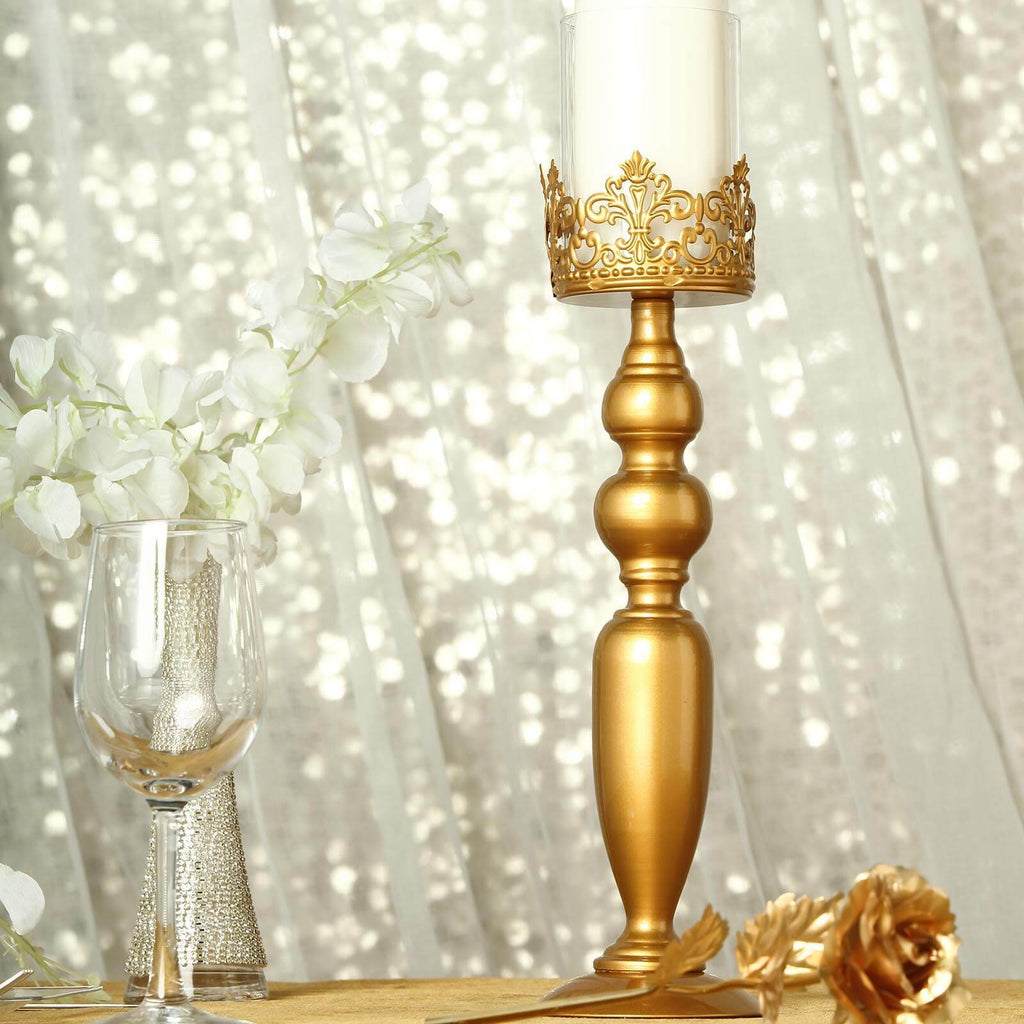 "Set of 2 | 17"" Tall 
