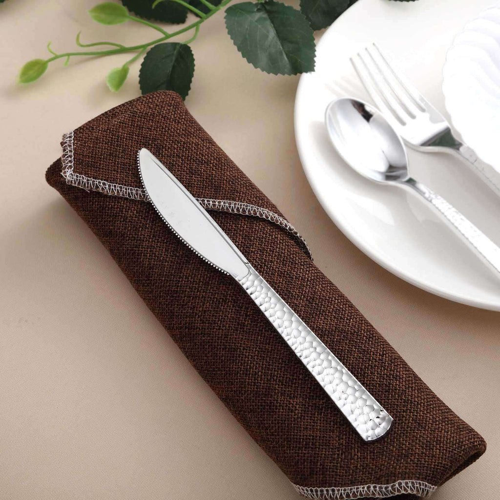 Plastic Knives Disposable | 7"