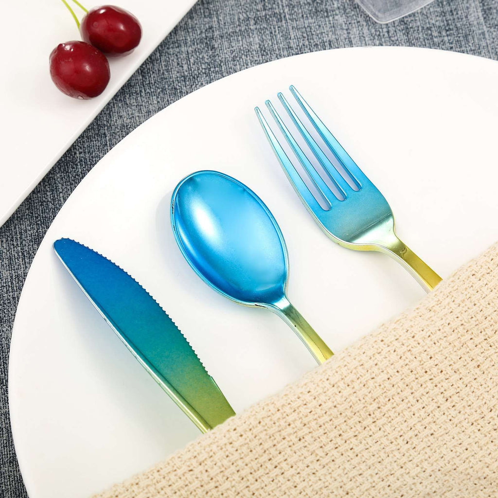 Plastic Spoons Disposable | 7"