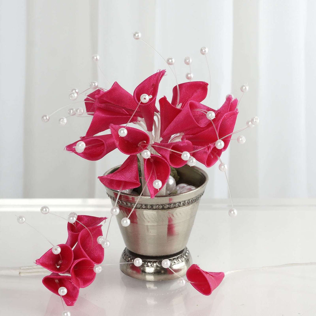 72 EXTRA HIGHLIGHTS Craft Lilies - Fushia