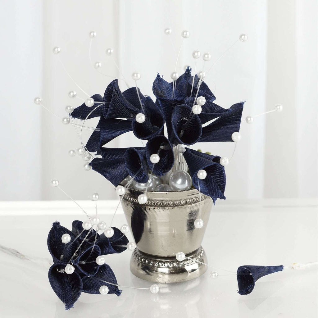 72 EXTRA HIGHLIGHTS Craft Lilies - Navy