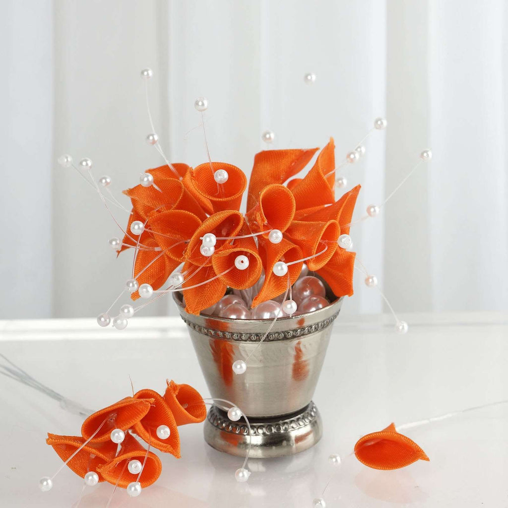 72 EXTRA HIGHLIGHTS Craft Lilies - Orange
