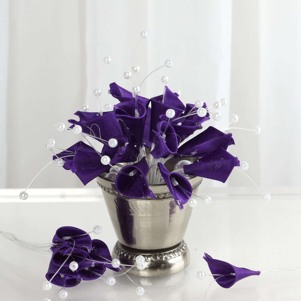 72 EXTRA HIGHLIGHTS Craft Lilies - Purple