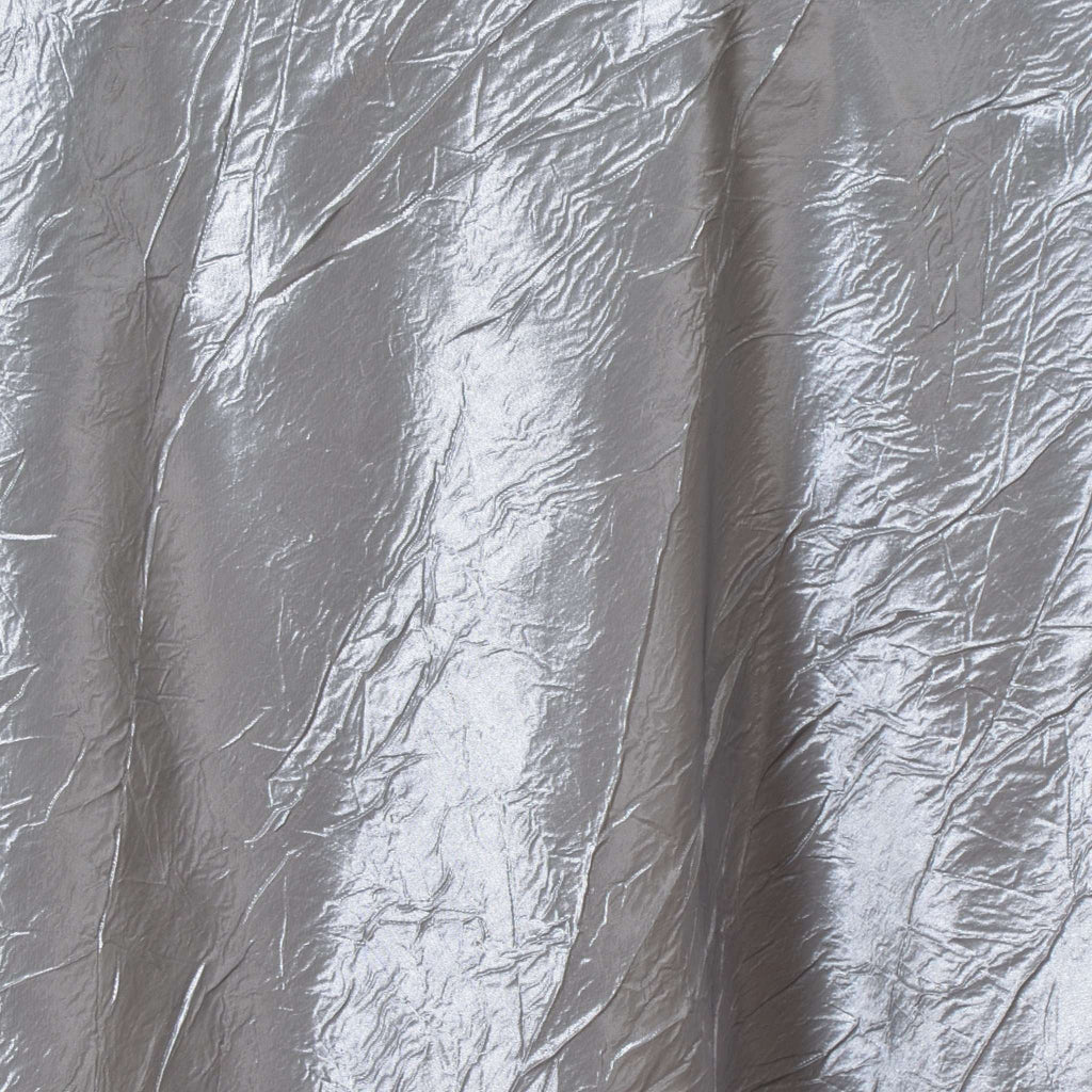 "72"" Overlay Crinkle - Silver"