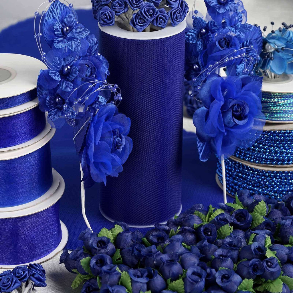 Huge lot of assorted decorations - Royal Blue