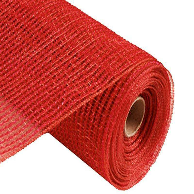 "21""x10 Mesh Roll - Red"