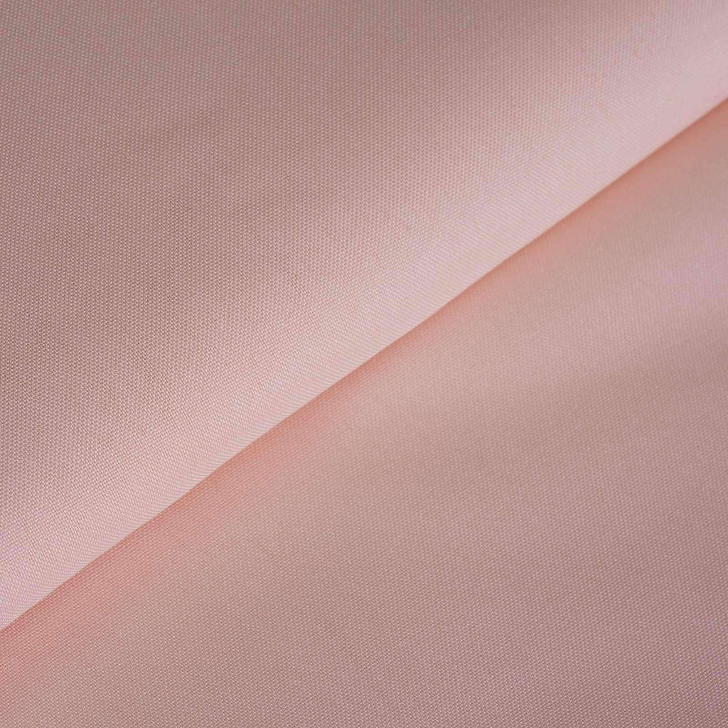 "54"" x 10 Yards Blush Polyester Wedding Banquet Restaurant Wholesale Fabric Bolt"