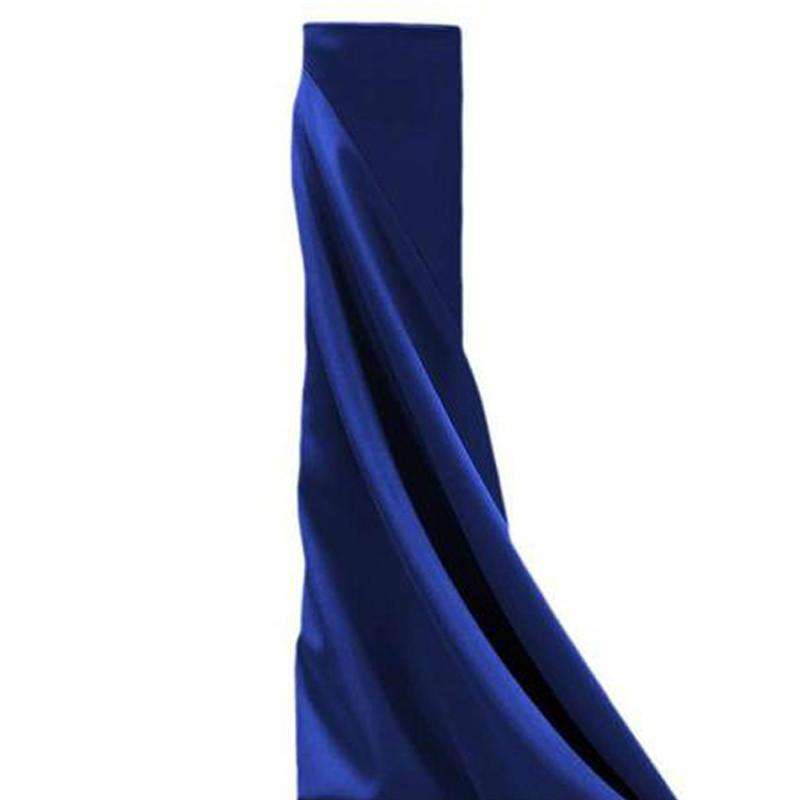 "NAVY BLUE Polyester Wedding Banquet Restaurant Wholesale Fabric Bolt - 54"" x 10 YARDS"