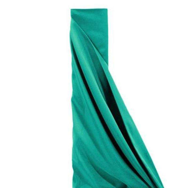 "TURQUOISE Polyester Wedding Banquet Restaurant Wholesale Fabric Bolt - 54"" x 10 YARDS"