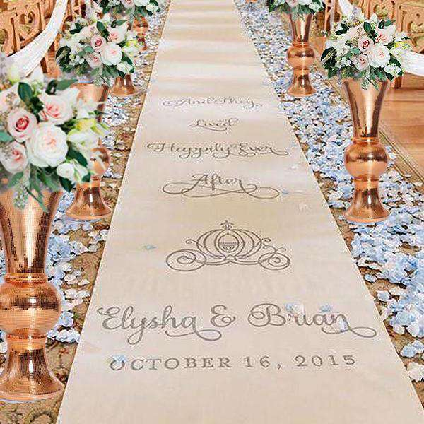 24\  Rose Gold Mirror Mosaic Polystone Flower Floor Vase Wedding Aisle Prop Party Column  sc 1 st  Chair Cover Factory & 24\