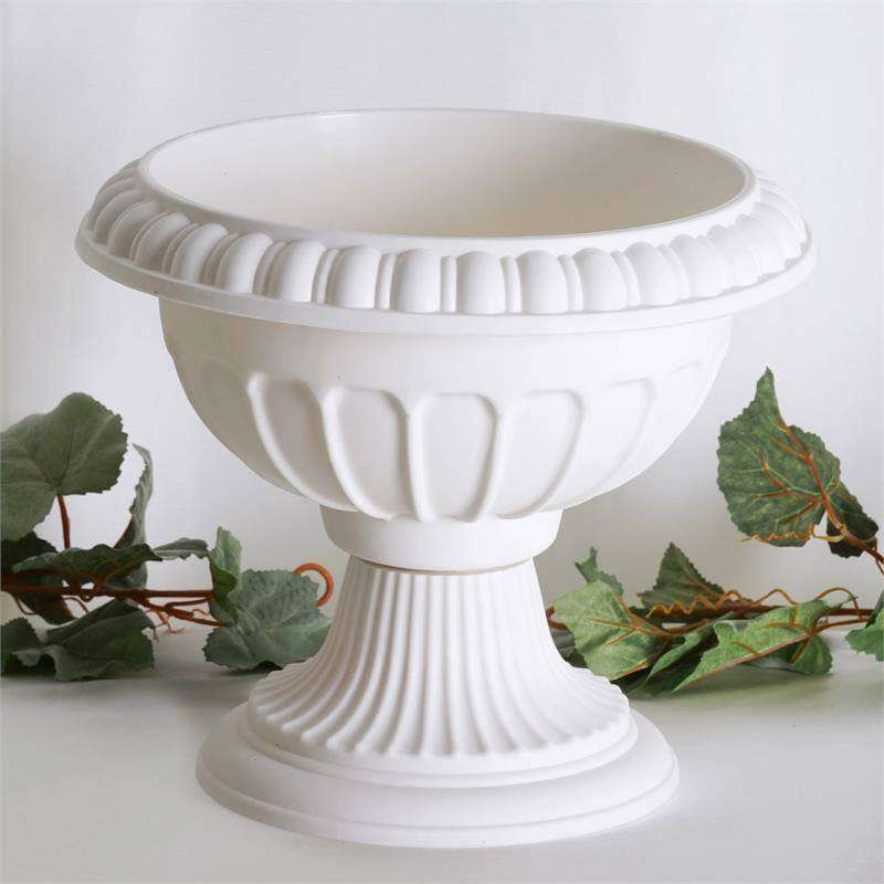 Roman Inspired Crafted All Weather flower pot - 12PCS/Set