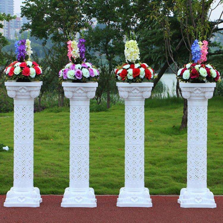 Venetian Roman PVC Columns Extension - 4 /set