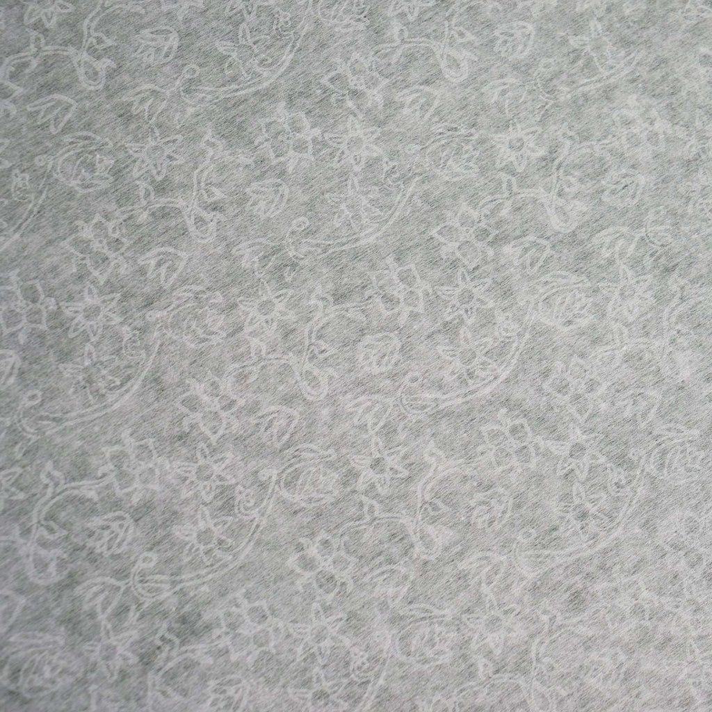 "36""x50ft White Floral Lace Aisle Runner"
