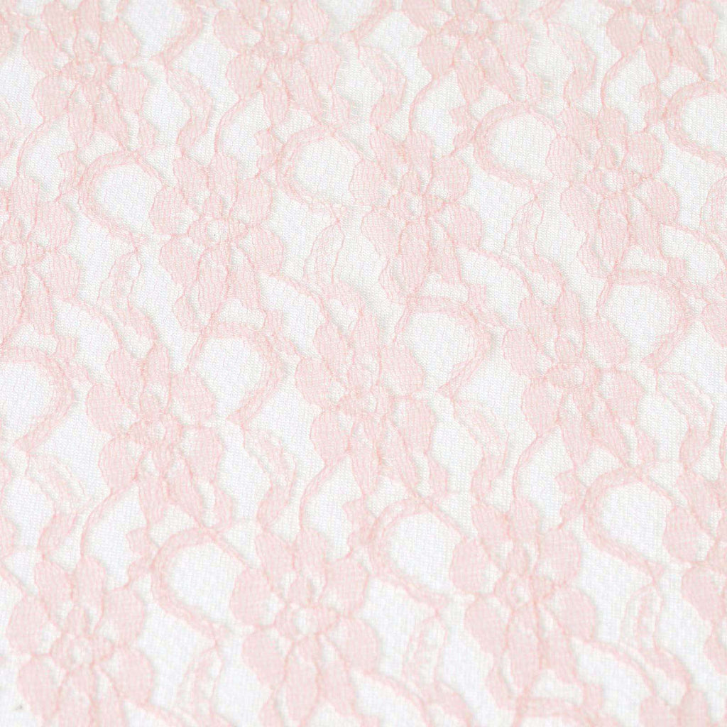Floral Lace Runner - Blush