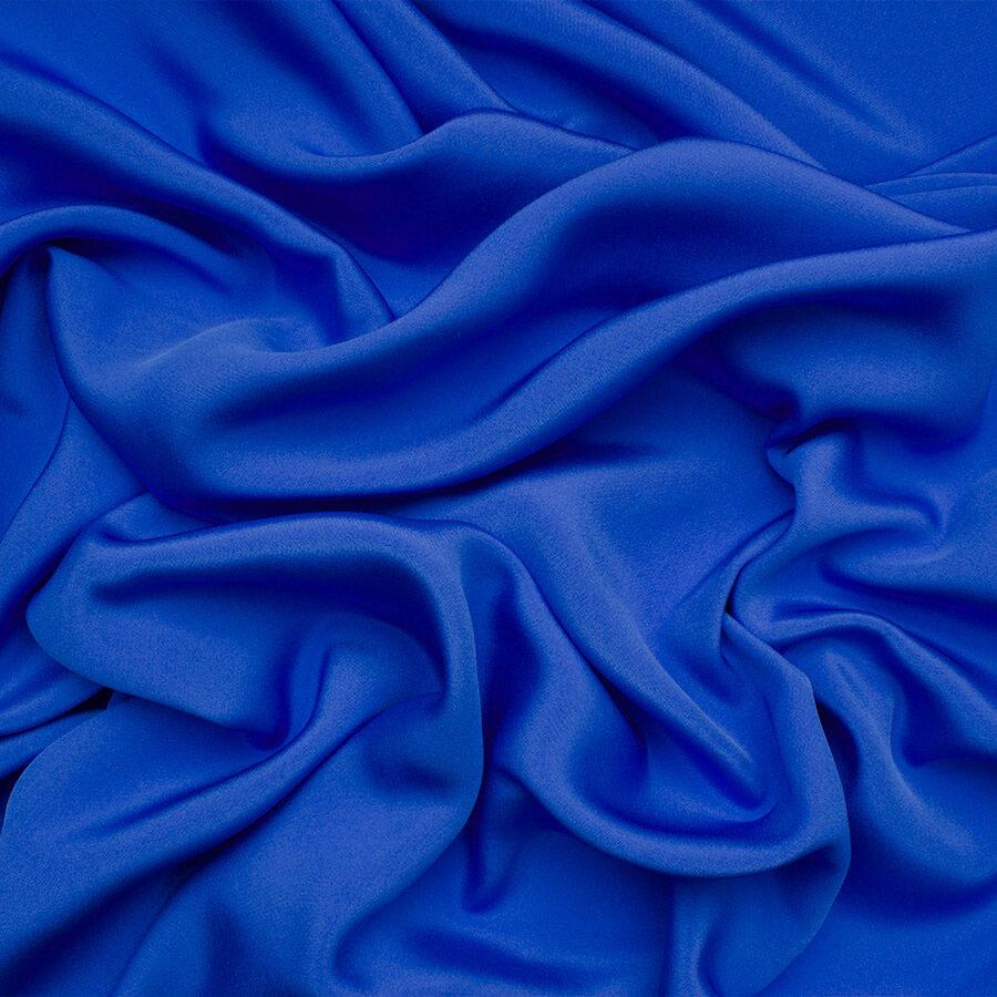 "12"" x 3 Yards Royal Blue Polyester Fabric by Yards"