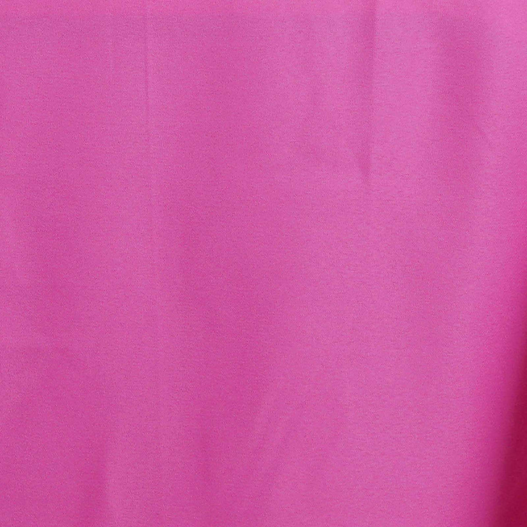 "90x132"" FUSHIA Wholesale Polyester Banquet Linen Wedding Party Restaurant Tablecloth"