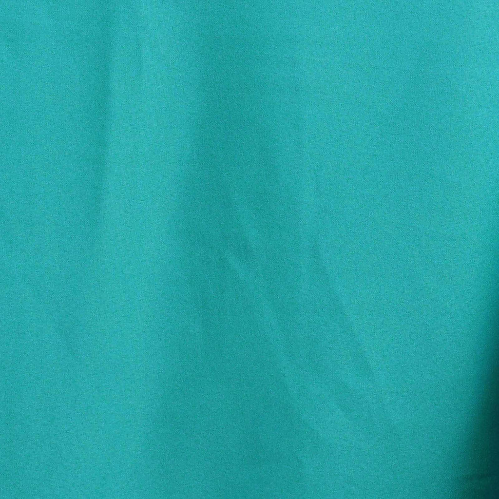 "90""x132"" Turquoise Wholesale Polyester Rectangular Linen Tablecloth"