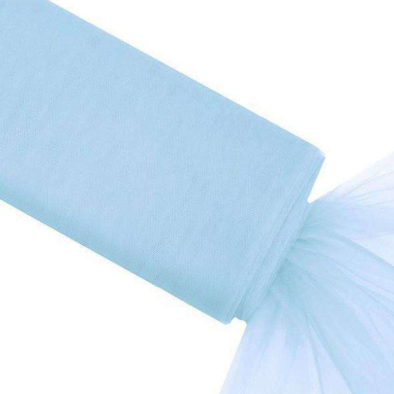 "54"" x 40yd tulle bolt - Blue"
