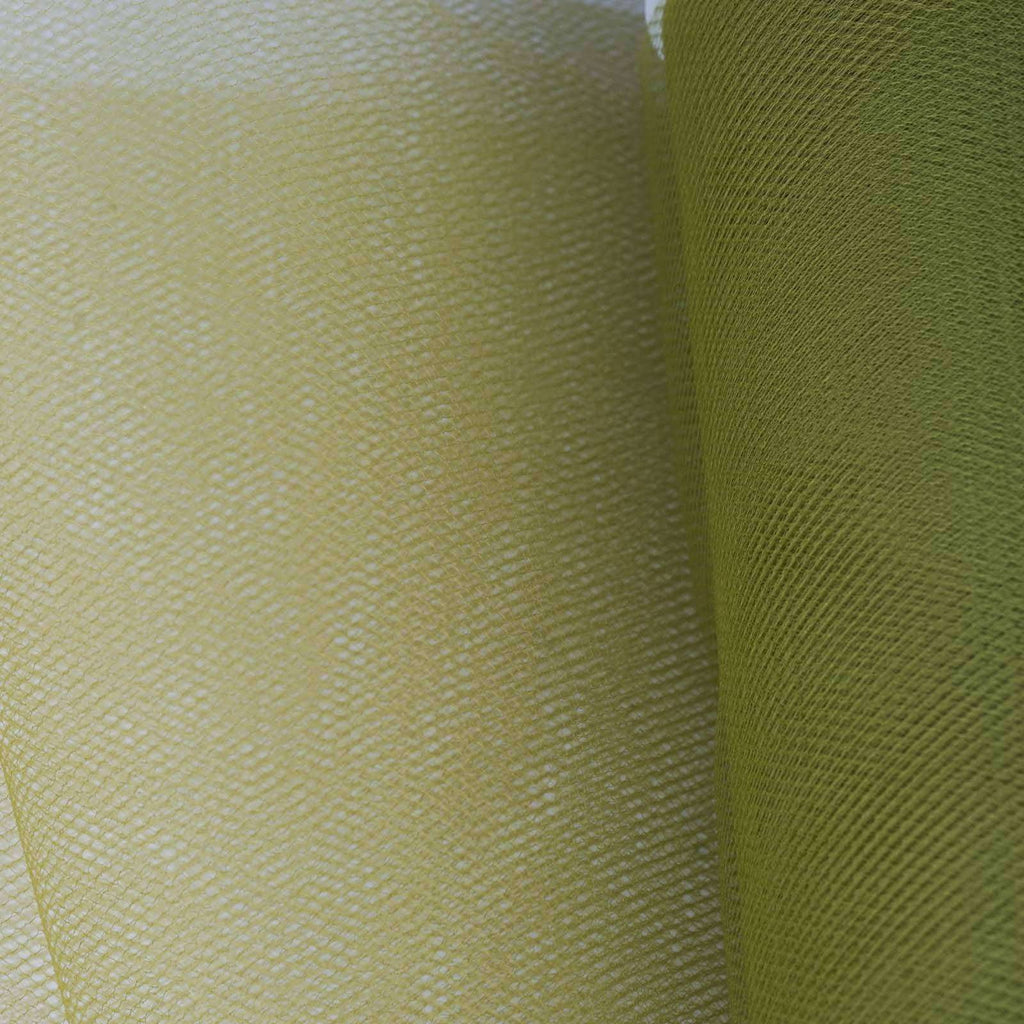 "6""x25yd Tulle Rolls - Willow Green"