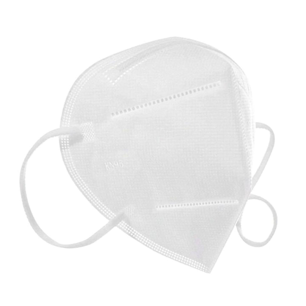 5 Pack - KN95 Face Mask With 5 Layer Filters & Adjustable Soft Ear Loops