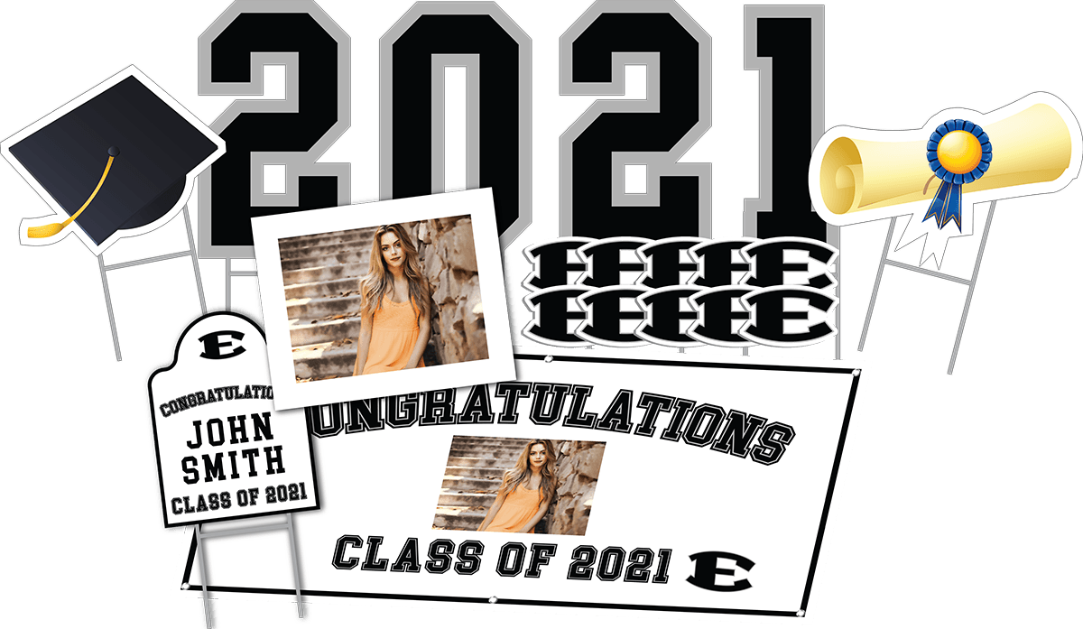South Lyon East High School Graduation Fundraising Package
