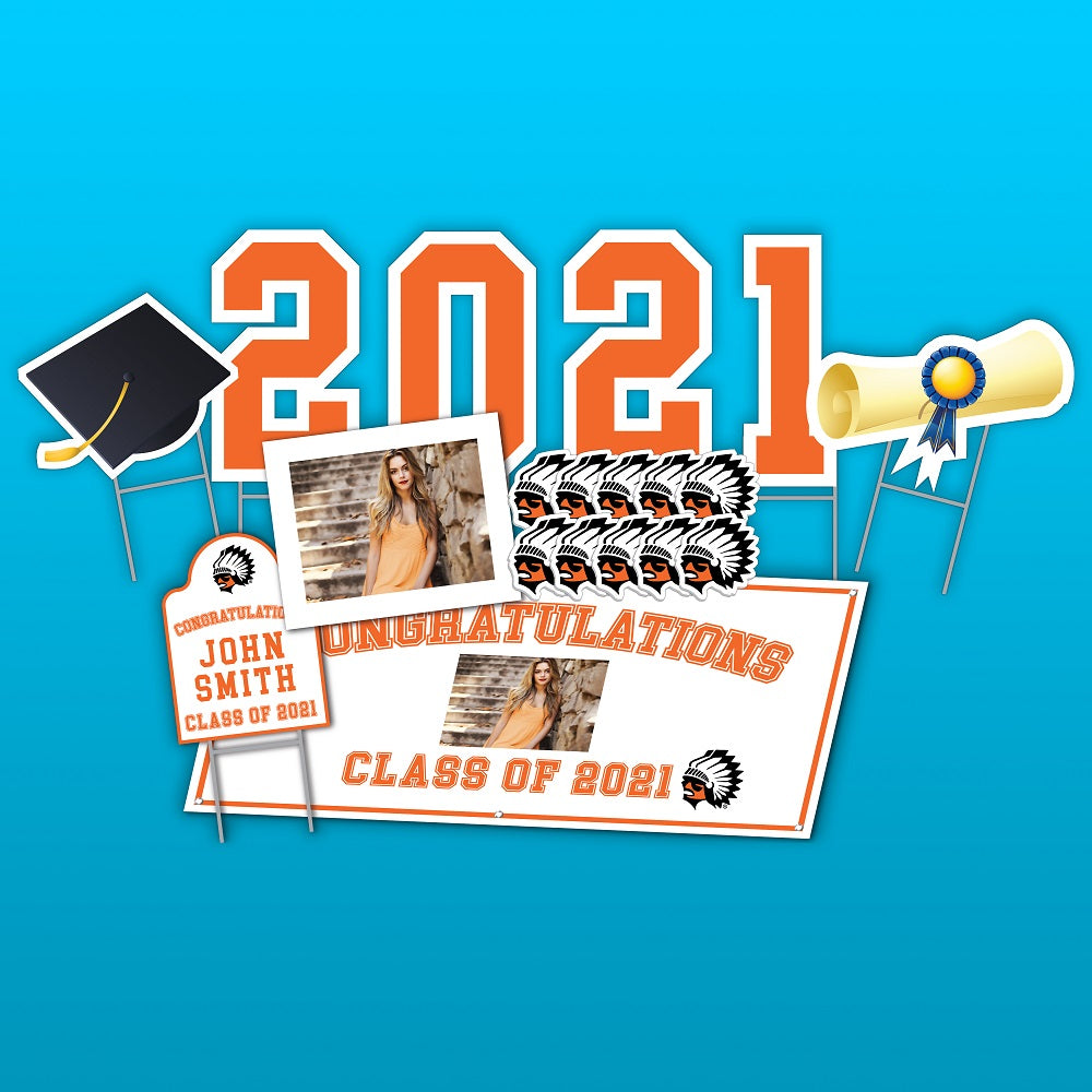 Graduation Fundraising Package
