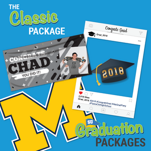 Classic Graduation Package