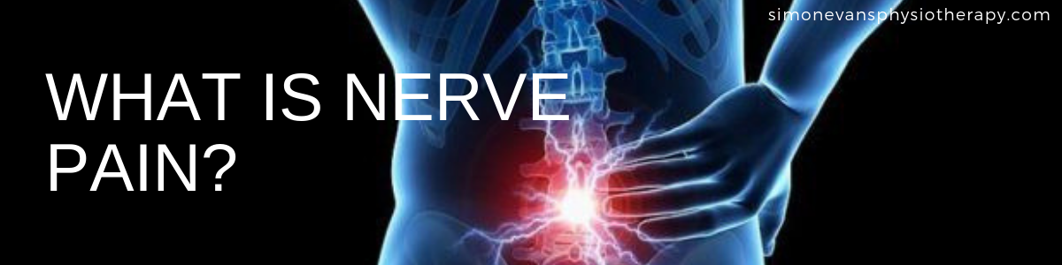 Nerve Pain Simon Evan Physiotherapy Solihull